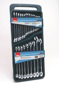 Hilka 25 Piece Combination Spanner Set Metric Pro Craft